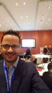 Bruno Silva, BeFlexi Managing Director at the 2017 COA General Meeting