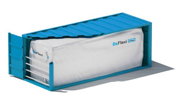 BeFlexi Dry Bulk Liner