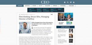 Bruno Silva BeFlexi CEO Magazine